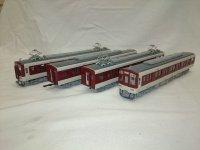近鉄アルミVVVF通勤車 完成 4両組
