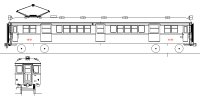 イコマ商会ペーパーキット 近鉄モ6601 両運・更新(注文生産、『カートに入れる』ボタンよりご発注ください)