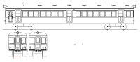 イコマ商会ペーパーキット 近鉄モ2200(旧) 3扉化