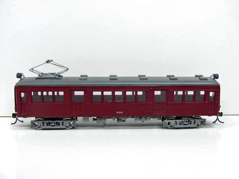 画像2: 近鉄奈良線モ600メーカー完成品