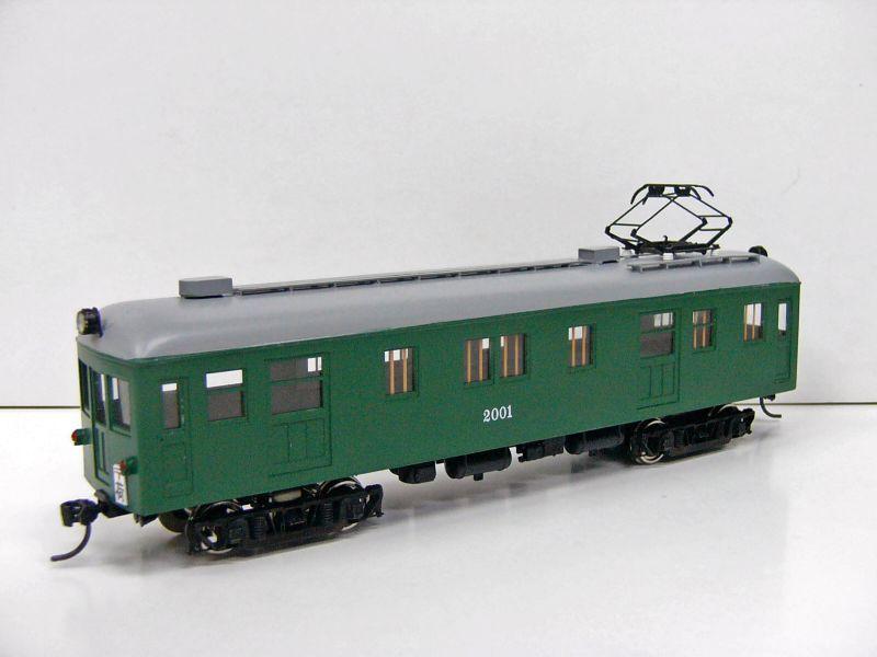 画像3: 南海電鉄デワ2001メーカー完成品