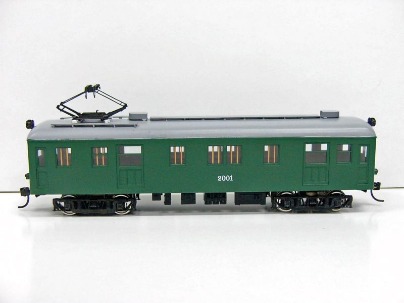 画像2: 南海電鉄デワ2001メーカー完成品