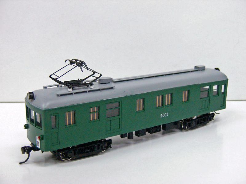 画像1: 南海電鉄デワ2001メーカー完成品