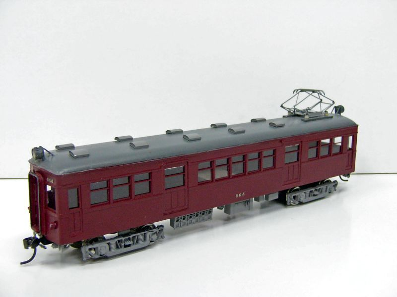 画像3: 近鉄奈良線モ600メーカー完成品