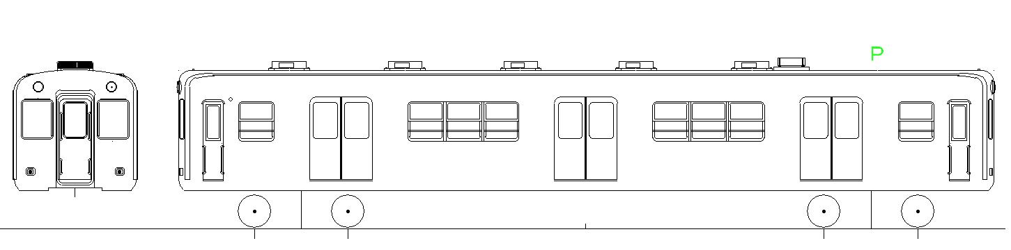 画像1: イコマ商会ペーパーキット 阪神 5101(注文生産、『カートに入れる』ボタンよりご発注ください)