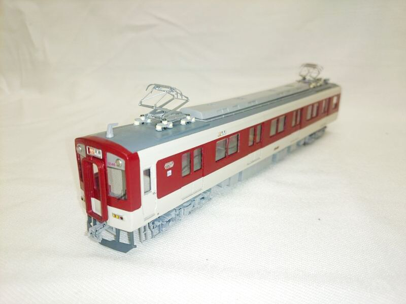 画像5: 近鉄アルミVVVF通勤車 完成 4両組