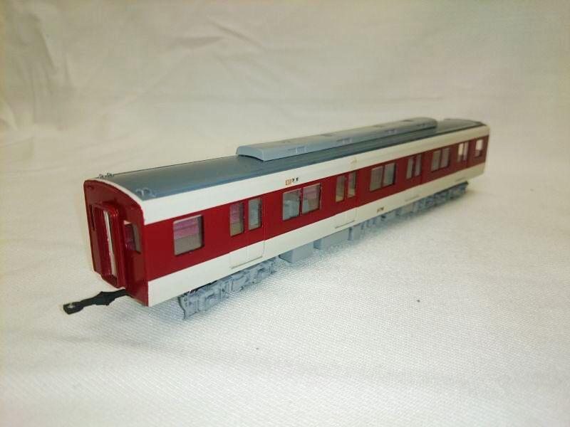 画像4: 近鉄アルミVVVF通勤車 完成 4両組