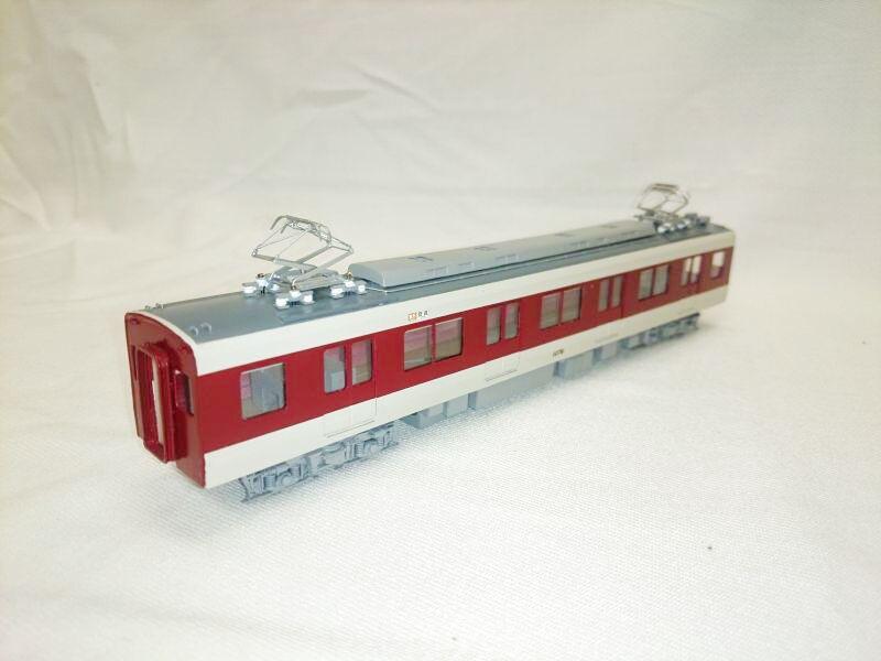 画像3: 近鉄アルミVVVF通勤車 完成 4両組