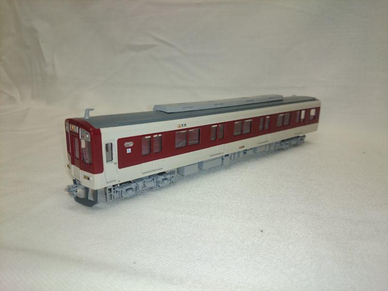 画像2: 近鉄アルミVVVF通勤車 完成 4両組