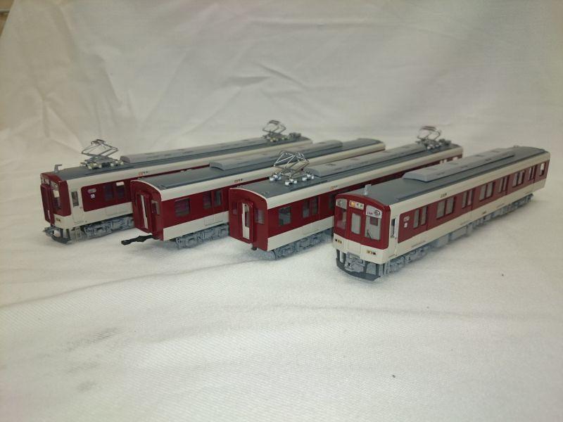画像1: 近鉄アルミVVVF通勤車 完成 4両組
