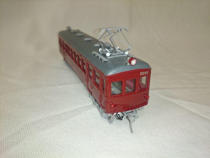 画像4: 近鉄モ5251伊賀線(元信貴山)完成品