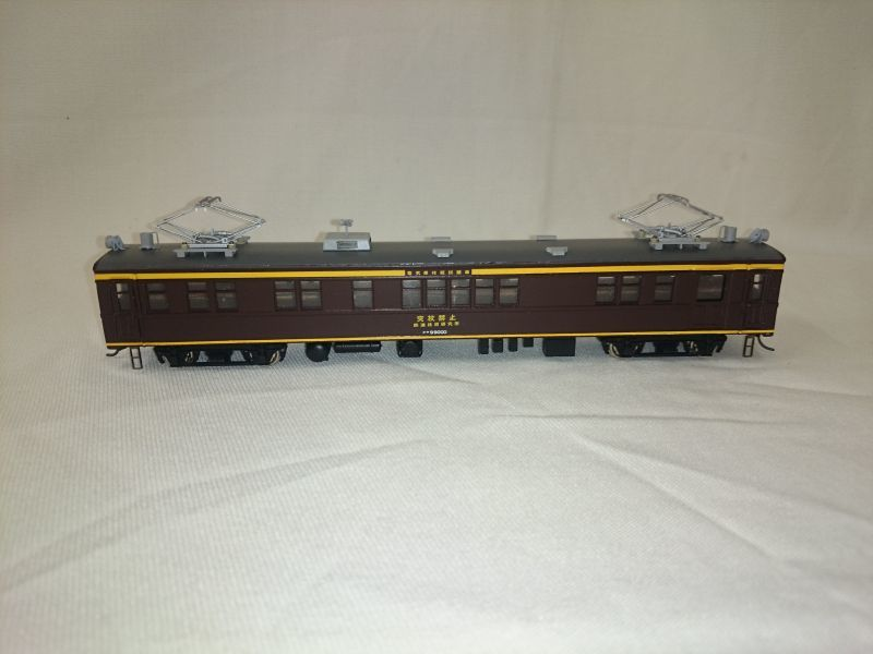 画像3: 国鉄クヤ99車両性能試験車完成品