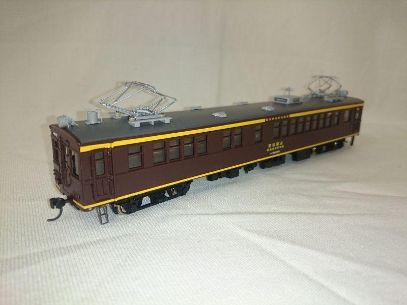 画像1: 国鉄クヤ99車両性能試験車完成品