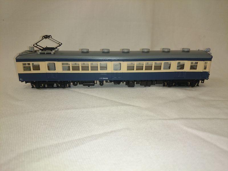 画像3: 国鉄クモハ54半流完成品