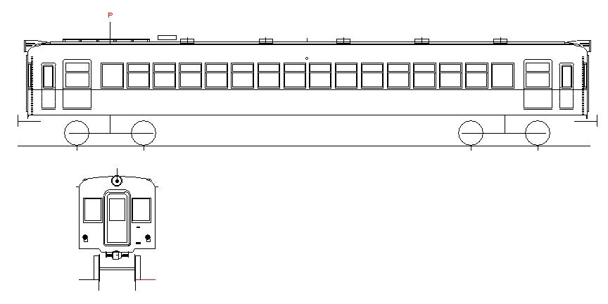 画像1: イコマ商会ペーパーキット 近鉄モ2250