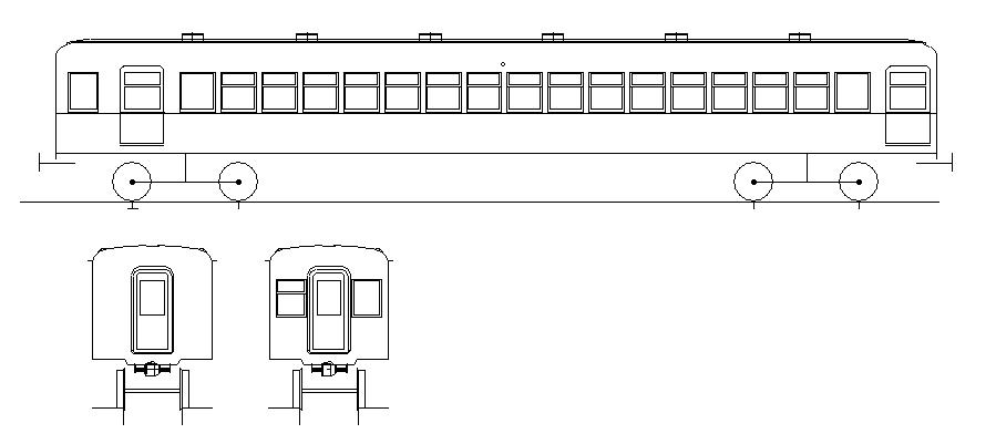 画像1: イコマ商会ペーパーキット 近鉄サ3020